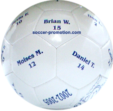 player soccerball