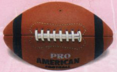 promotional american football